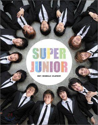 Happy Th Anniversary Super Junior